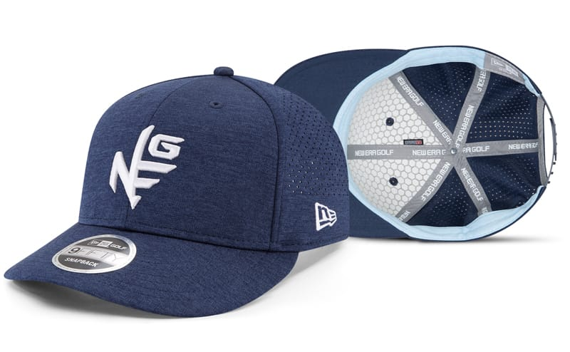 Image of the New Era Tour 9Fifty Shadow Tech Heather cap