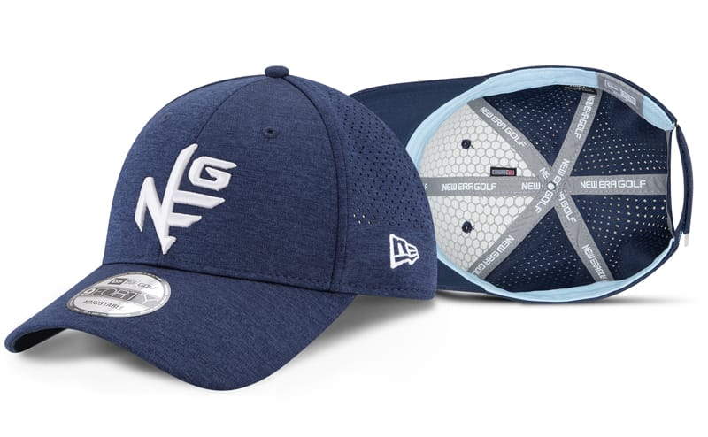 Image of the New Era Tour 9Forty Shadow Tech Heather cap