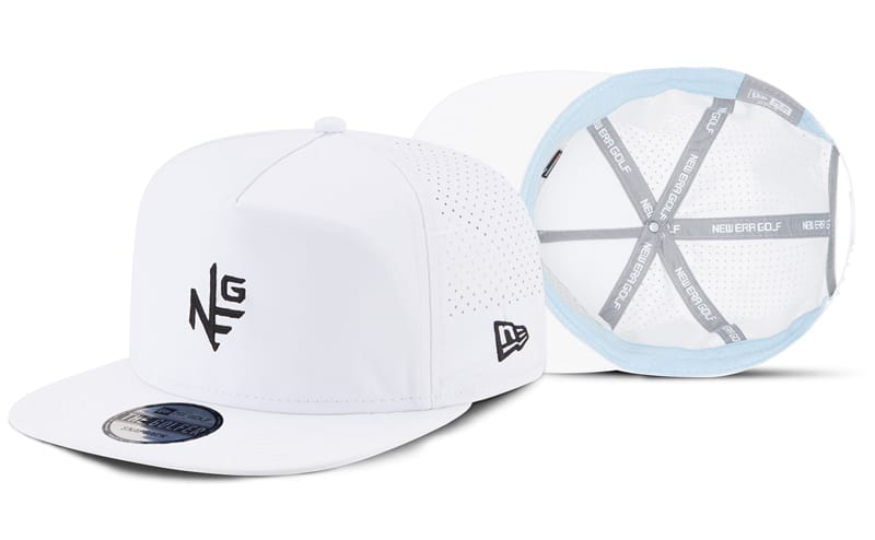 Image of the New Era The Golfer ProLight cap 63935f12bc6