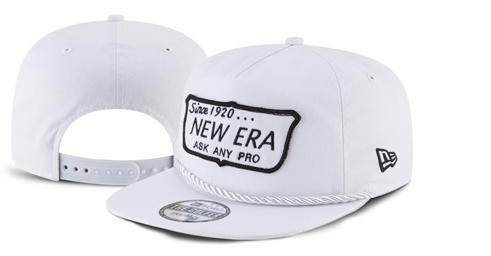 New Era Golfer Cotton cap 67cafcfb1dd